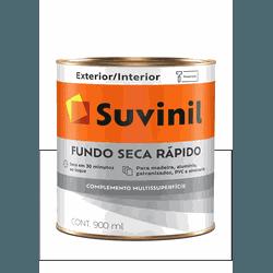 SUVINIL FUNDO BRANCO SECA RÁPIDO 900ML - Baratão das Tintas