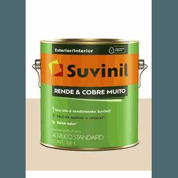 SUVINIL RENDE E COBRE MUITO AREIA 3,6L - Baratão das Tintas