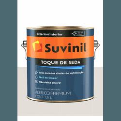 SUVINIL TOQUE DE SEDA GELO 3,6L - Baratão das Tintas