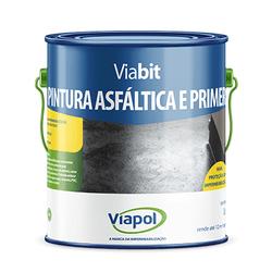 VIAPOL VIABIT 3,6L - Baratão das Tintas