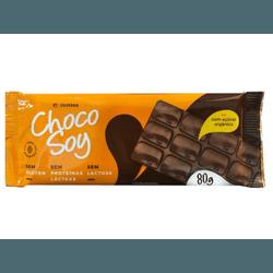 Chocolate Choco Soy 80g Sem Lactose Sem Glúten - 1... - BCL ALIMENTOS