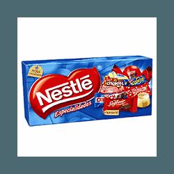 Caixa de Bombons 300g - Nestlé - 1008 - Bellas Cestas Online Salvador