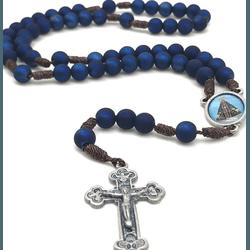 Terço Metálico Nossa Senhora Aparecida - 26922 - Betânia Loja Católica