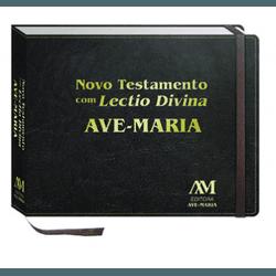 Novo Testamento Com Lectio Divina - Ave-maria - 14... - Betânia Loja Católica