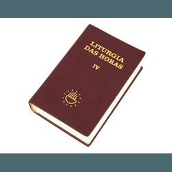 Liturgia das Horas Vol. IV - 112 - Betânia Loja Católica