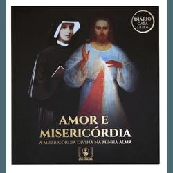 Box Amor e Misericórdia - Diário Santa Faustina Ca... - Betânia Loja Católica