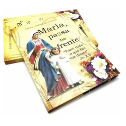 Livro Maria Passa Na Frente Padre Juarez de Castro... - Betânia Loja Católica