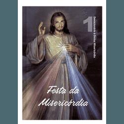 Livro : Festa da Misericórdia - 22045 - Betânia Loja Católica