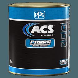 ACS CPN-204 LACA PRETO FOSCO 0,900ML - Biadola Tintas
