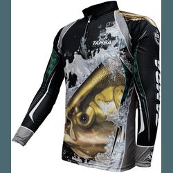 Camiseta De Pesca Proteção Solar Uv King Kff304 - ... - BMBRASIL CALÇADOS