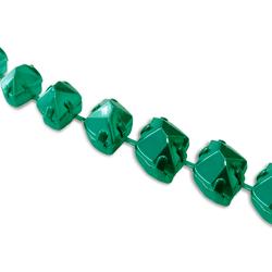 Corrente Dali Metalizada 10x10mm - Verde Escuro - ... - BMSTRASS