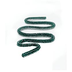 Tira Infinity Esmeralda - 40x0,5cm - 17999 - BMSTRASS