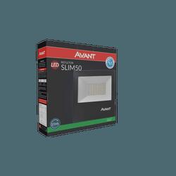 Refletor Led 50W Verde Bivolt - Broketto Materiais Elétricos