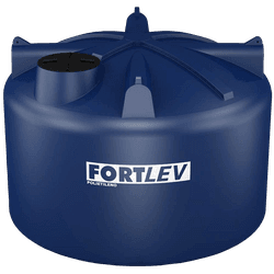 TANQUE PVC 5000L T.ROSCA FORTLEV - Calura