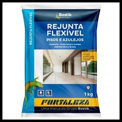 REJUNTE SUPER RESINADO 01KG. BRANCO - Calura