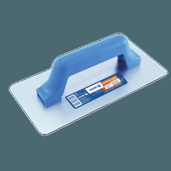 Desempenadeira Aço Lisa Cabo PVC 2114 Tigre - Casa Costa Tintas