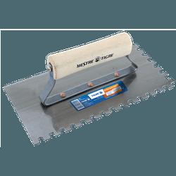 Desempenadeira Aço Dentada 2118-00 Tigre - Casa Costa Tintas