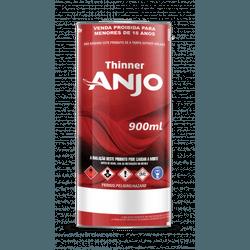 THINNER PU 5000 900ML ANJO - Loja Cidade Das Tintas