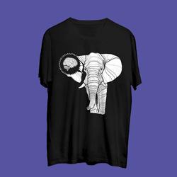 Camiseta PS Elefante