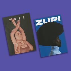 Pacote 2 Edições Revista Zupi