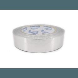 Fita Adesiva De Alumínio Puro 25mm 25 Metros - COBERCHAPAS