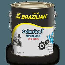 Fundo Primer Epóxi Branco 2,7L - Brazilian - CONSTRUTINTAS