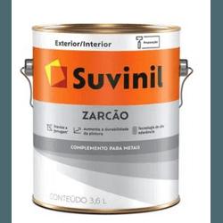 Fundo Zarcão Universal 3,6L - Suvinil - CONSTRUTINTAS