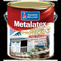 Esmalte Sintético Brilhante Metalatex 3,6L - (Escolha Cor) - CONSTRUTINTAS