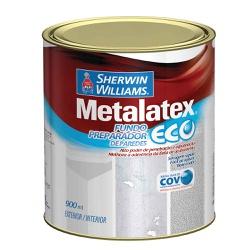 Fundo Preparador de Paredes Metalatex Eco 900ml - CONSTRUTINTAS