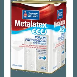 Fundo Preparador de Paredes Metalatex Eco 18L - CONSTRUTINTAS