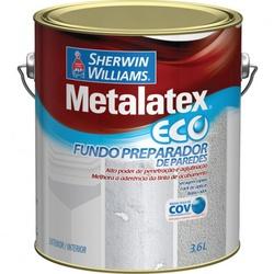 Fundo Preparador de Paredes Metalatex Eco 3,6L - CONSTRUTINTAS