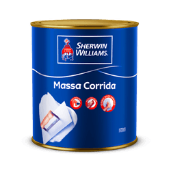 Massa Corrida Sherwin Williams 3,6L 6Kg - CONSTRUTINTAS