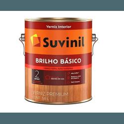 Verniz Brilhante Incolor Copal Suvinil 3,6L - CONSTRUTINTAS