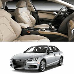 Revestimento Banco de Couro Audi A4 - Couro Nobre