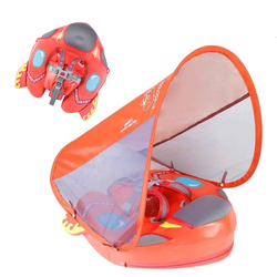 Colete Flutuador de Torax Infantil com Cobertura -... - DANDARO