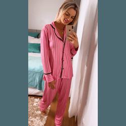 Pijama Nah Rosa VS - L33 - DIVINA STORE