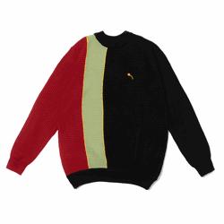 Knit Sweater Class Pipa Tricolor - 3441 - DREAMSSKATESHOP