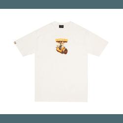 Camiseta Disturb Main Course Off White - 3222 - DREAMSSKATESHOP