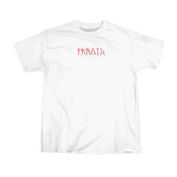 Camiseta Sigilo Prasil Branca - 3070 - DREAMSSKATESHOP