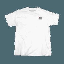 Camiseta Sigilo Sangria Branco - 3071 - DREAMSSKATESHOP