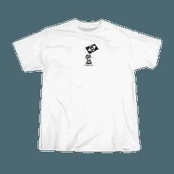 Camiseta Sigilo Ta Sujo Branca - 3069 - DREAMSSKATESHOP