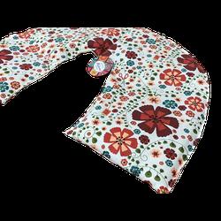 Bolsa Térmica de Sementes e Ervas Aromáticas - Cervical - Flores - Empório Materno