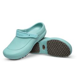 Babuche Verde Medicina BB60 Soft Works Calçado de Segurança EPI Antiderrapante - Empório Materno