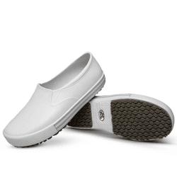Tênis Works Branco BB80 Soft Works Calçado de Segurança EPI Antiderrapante - Empório Materno