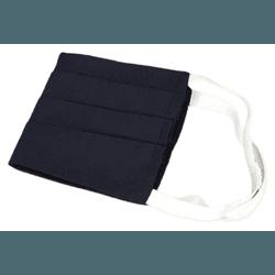 Máscara de tecido - lisa - Empório Materno