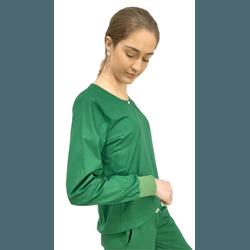 Scrub Feminino Trendy Verde Oliva