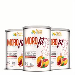 Morofit Kit: 6 Meses de Tratamento - Fauna e Flora l Sua Loja Online de Produtos Naturais