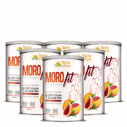 Morofit: Kit 1 Ano de Tratamento - Compre 5 Ganhe - Fauna e Flora l Sua Loja Online de Produtos Naturais