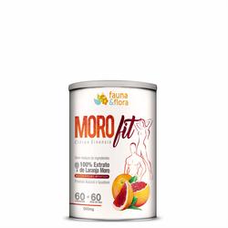 Morofit 100 % Extrato de Laranja Moro 500mg - 60 c... - Fauna e Flora l Sua Loja Online de Produtos Naturais