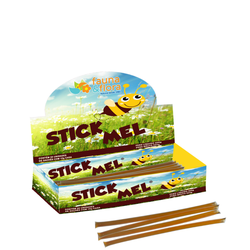 Stick Mel Display 50x10g - Fauna e Flora l Sua Loja Online de Produtos Naturais